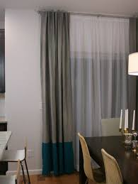 Drapes For Dining Room Best 25 Double Curtains Ideas On Pinterest Modern Living Room