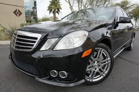 2010 mercedes e350 amg sport package amg sport package 2 owner clean carfax like 2008 2009 2011 2012