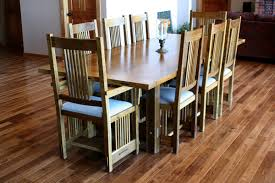 Dining Room Furniture Deals by Stickley Style Dining Room Table And 4 Chairs Kit Quarter