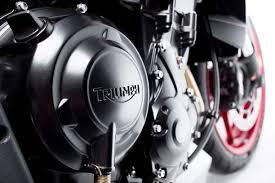 New Triumph Street Triple Rx