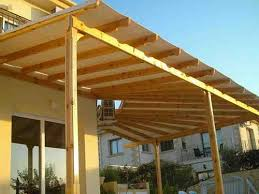 Clear Patio Roofing Materials Different Types Of Outdoor Pergola Roof Materials Dengarden