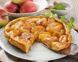 recette tarte tatin aux pommes facile rapide
