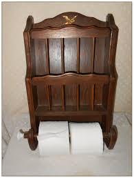 grab bar toilet paper holder