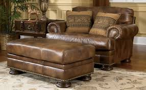 Best Leather Armchair Leather Chair And A Half With Ottoman Modern Chairs Design