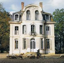 French Chateau House Plans by Trouvais French Interiors Rough Luxe Flea Market Finds
