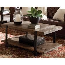 42 inch coffee table modesto coffee table rustic natural walmart com