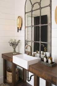 industrial bathroom mirrors beautiful rustic industrial bathroom design that mirror is