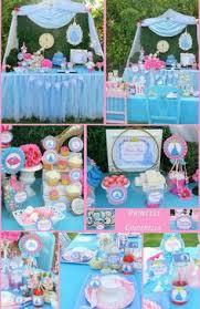 Disney Princess Room Decor Cinderella Cinderella Theme Party Pinterest Birthdays