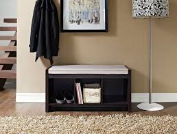 entryway table and bench modern entryway bench style three dimensions lab