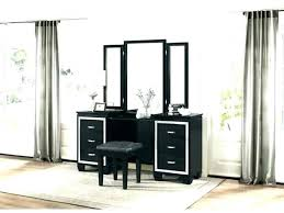black vanity set with lights vanities black makeup vanity set black makeup vanity table black