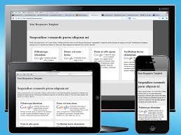 step 4 adding the viewpoint meta tag to the responsive template