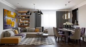 contemporary art deco interiors home design