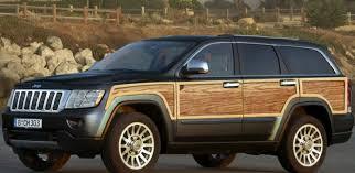 2018 Jeep Grand Wagoneer Concept Rumors