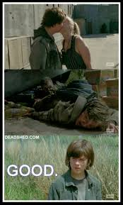 Walking Dead Daryl Meme - deadshed productions story time edition the walking dead 4x01 memes