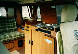 volkswagen camper inside how to redesign a van to live out of it camper life daily