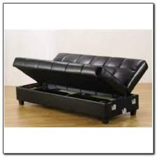 Click Clack Sofa Bed by Click Clack Sofa Bed With Storage Sofa Home Design Ideas