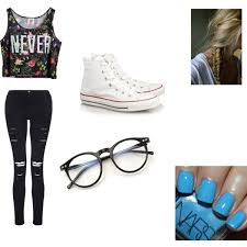 cute hipster back to polyvore