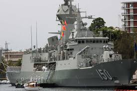 build a navy adelaide to host international shipbuilders contending for multi