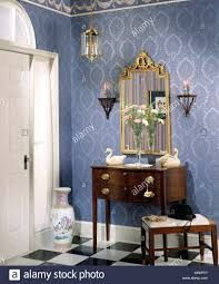 interior room front door entrance entry hall hallway black white interior room front door entrance entry hall hallway black white mirror superstition wing in of bedroom