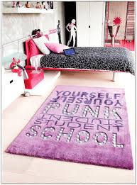 tapis pour chambre ado
