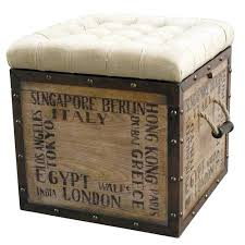 Kinfine Storage Ottoman Portentous Tufted Storage Ottoman Square Images Image Of Bench
