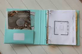 home renovation binder saves the day u2014 adventures in homeownership