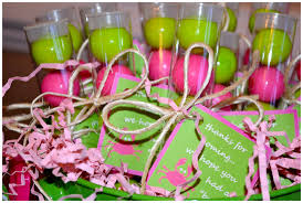 green baby shower decorations preppy baby shower pizzazzerie