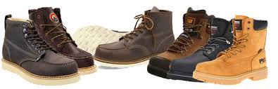 Comfortable Brown Boots Most Comfortable Work Boots With Safety Toe For Men Hix