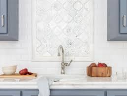 what is the best backsplash for a white kitchen backsplash tile the tile shop