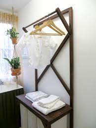 Make A Laundry Hamper by Build Your Own Laundry Sorter With Hanging Rod