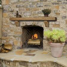 mantels fireplace doors veneer stone