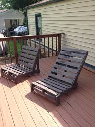 Plans For Wood Deck Chairs by Best 25 Pallet Chairs Ideas On Pinterest Pallet Furniture Old