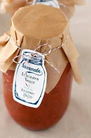 wedding gift spaghetti sauce wedding gift decoration lading for