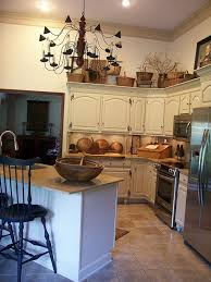 Primitive Kitchen Decorating Ideas Best 25 Primitive Kitchen Ideas On Pinterest Country Kitchen