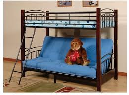 about remodel wood and metal futon bunk bed 36 in home decoration