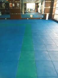 Dynamic Sports Flooring by Tuffloor Ecoflex