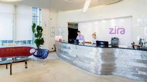 Zira Reception Desk Hotel Zira Belgrade 4 Serbia From Us 107 Booked