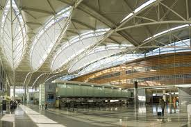 San Francisco International Airport Map by Where To Eat At San Francisco International Airport Sfo Eater Sf