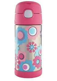 Floral Food by Thermos Floral Upright Lunch Kit Food Flask Water Bottle Ebay