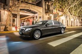 mercedes maybach mercedes maybach s600 release date