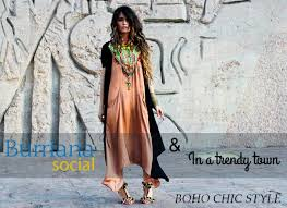 moda boho burriana social chapter1 boho chic style in a trendy town