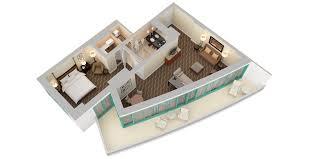 1 bedroom house floor plans modern one bedroom apartment design plans 3d picture 1 house basic