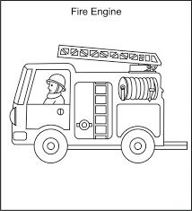 fire truck coloring pages fire truck coloring pages pdf u2013 kids