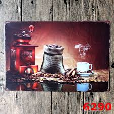 best coffee menu know your coffee 8 12inch metal tin sign coffee