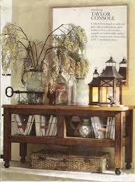 Storage Console Table by Pottery Barn Entry Console Table Storage Stairs Entries