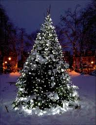white outdoor lighted christmas trees christmas led christmas tree lights elegant accessories long led