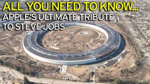 the big apple futuristic new headquarters referred to as the