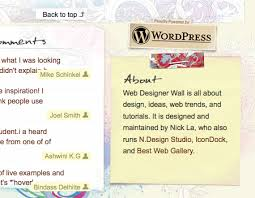 Footer Design Ideas Informative And Usable Footers In Web Design