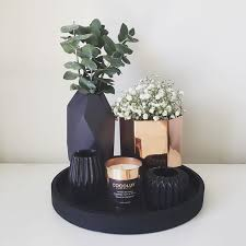 Copper Flower Vase Best 25 Black Vase Ideas On Pinterest Black Gold Party Black