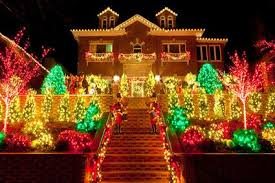 Christmas Outdoor Decorations And Lights by Lighted Christmas Outdoor Decorations